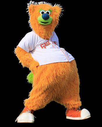 Parker Mascot