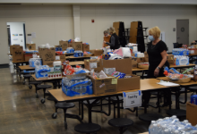 Food Donations for Thanksgiving
