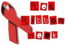 Red Ribbon Week Clip Aart