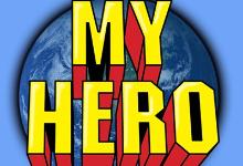 My hero with earth