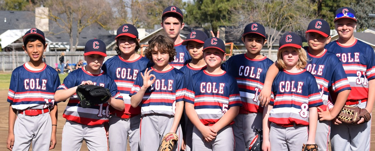 Cole Baseball