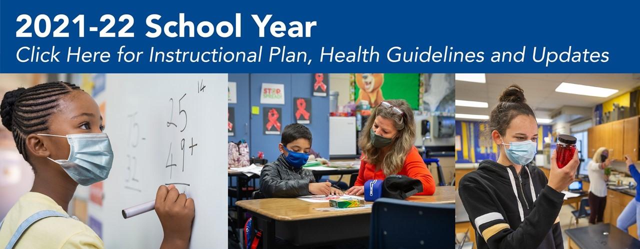2021-2022 school year plan