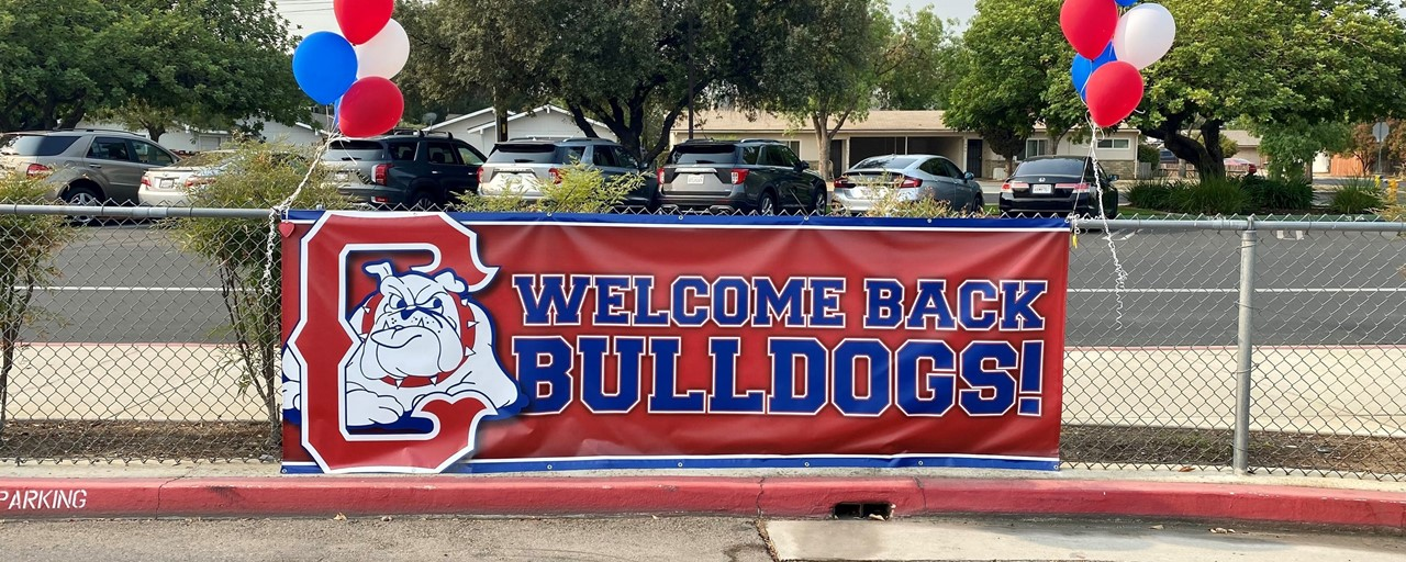 Welcome Back Bulldogs