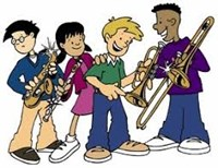 School Band Clip Art